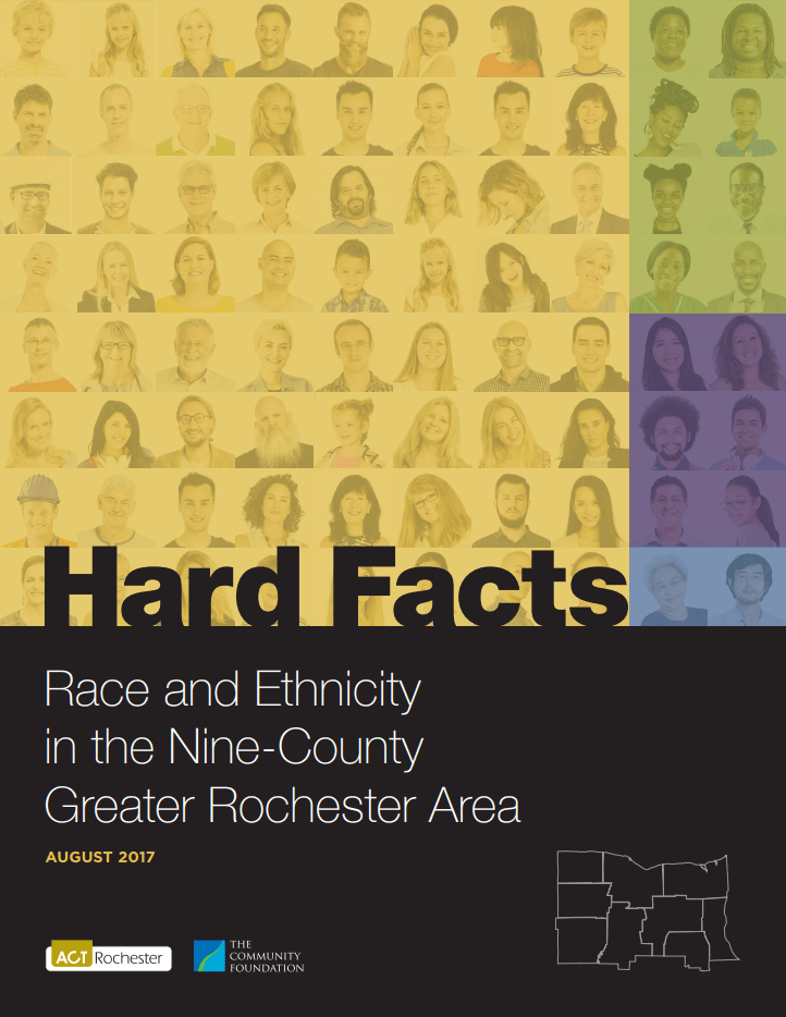 Hard Facts: Race and Ethnicity in the Nine-County Greater Rochester Area