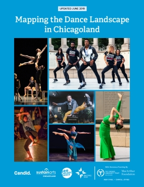 Mapping the Dance Landscape in Chicagoland