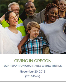 Giving in Oregon 2018