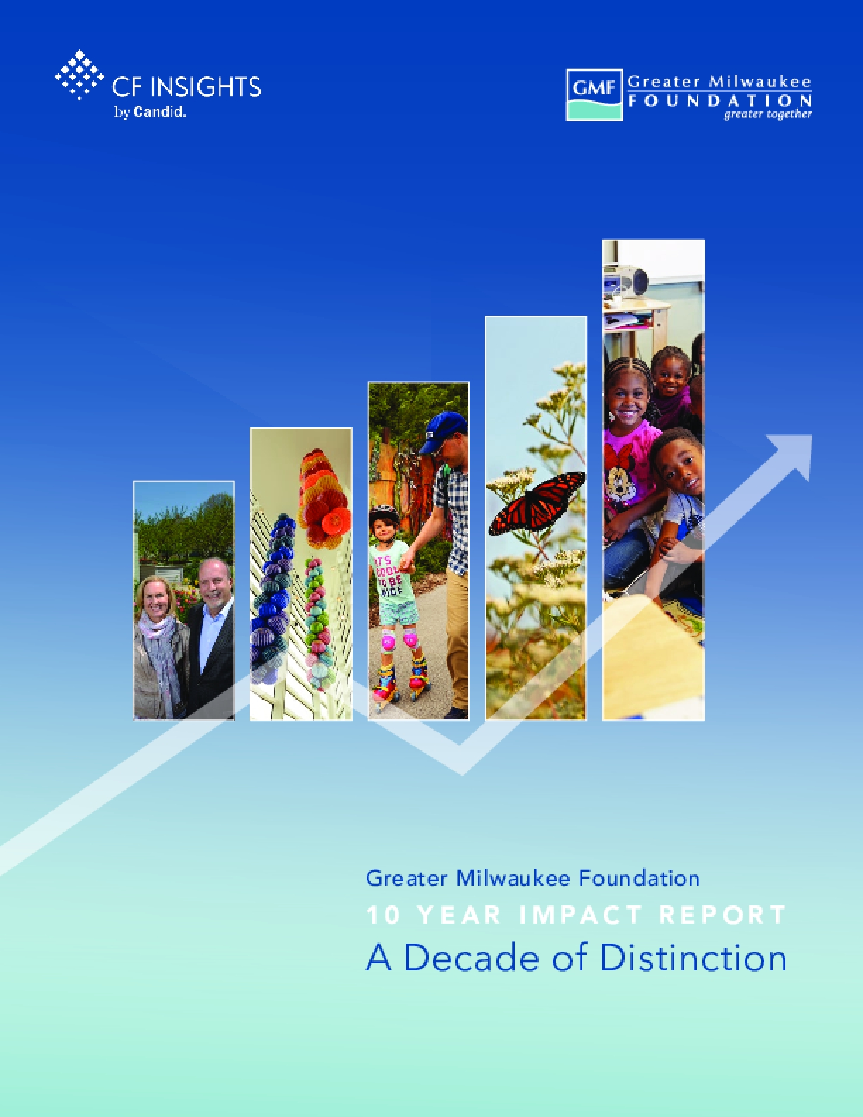 Greater Milwaukee Foundation 10 Year Impact Report: A Decade of Distinction