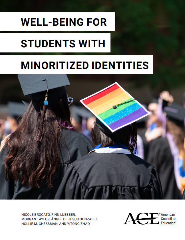 Well-being for Students With Minoritized Identities
